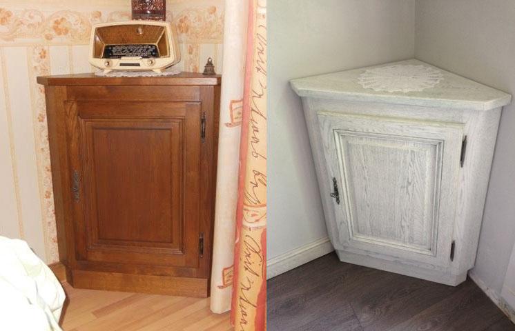 Relooking meubles bordeaux r novation peinture patines a rogommage - Relooking meuble bordeaux ...